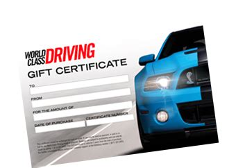 automotive gift certificate template race car gift certificate template free voucher