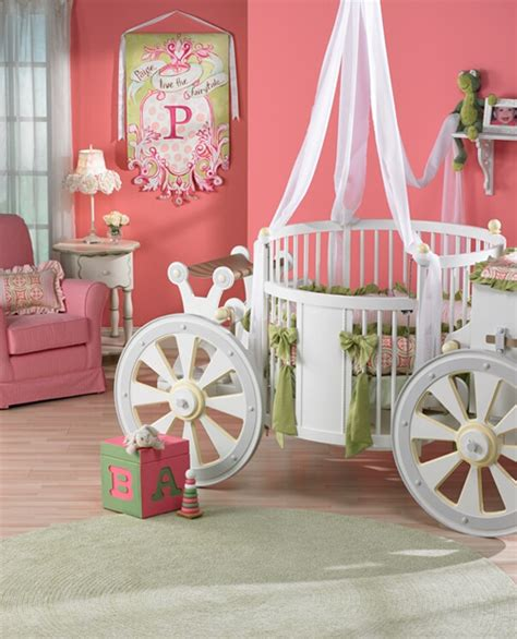 Princess Carriage Crib by Princess Carriage Crib Featured At Babybox