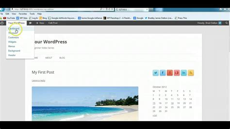 wordpress tutorial series permalink settings wordpress tutorial series no 21