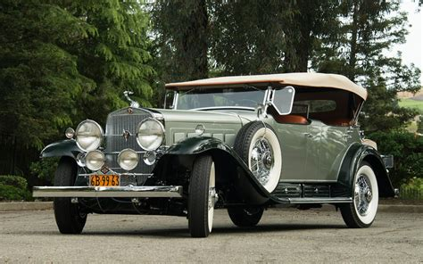 1930s Cadillac by 2017 Featured Car 1930 Cadillac V16 Dual Cowl Sport