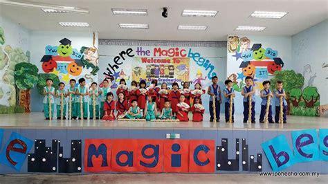 Ipoh Echo   Mariaville's Magical Disney Concert and Graduation