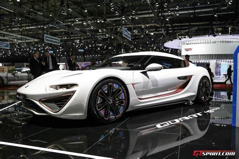 Quant Auto by Geneva 2017 Quant 48volt Gtspirit