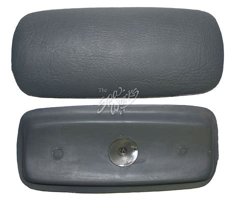 Vita Spa Pillows by Vita Spa Pillow Lg98 No Logo With Cup Graphite Gray The Spa Works
