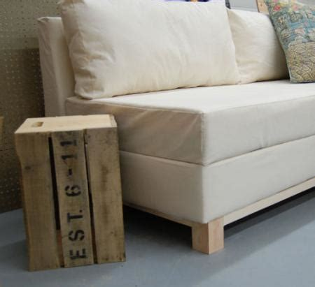 build your own couch plans ana white build a storage sofa free and easy diy