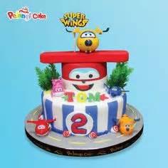 Cake Topper Hiasan Pelangi Hrz wings cake my buttercream cakes wings and cakes