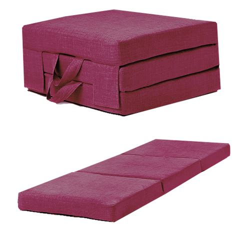 fold out double foam sofa bed fold out guest mattress foam bed single double sizes