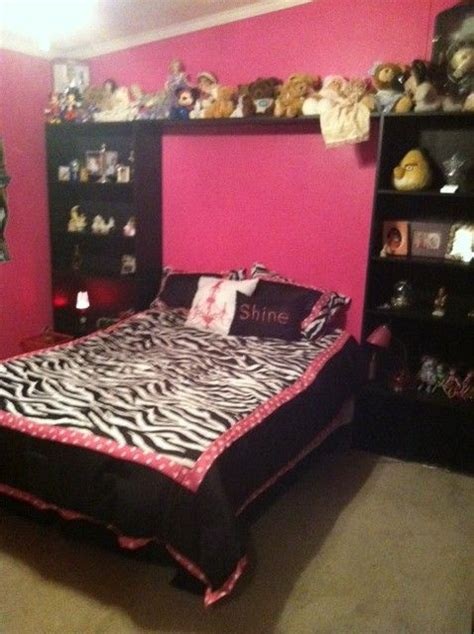 zebra and pink bedroom ideas hot pink and black zebra bedroom ideas for my room