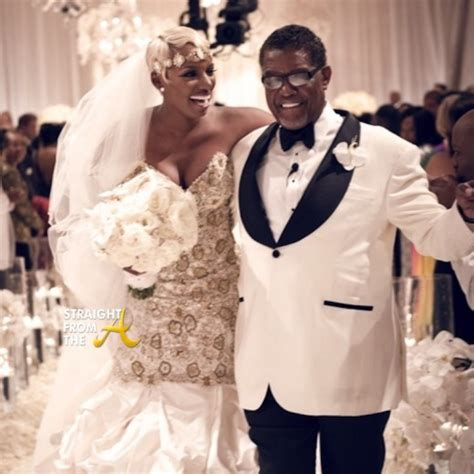 inside nene greg leakes i dream of nene wedding nene leakes original wedding planner files 2 5 million