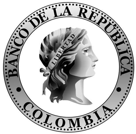 banco de colombia archivo banco de la rep 250 blica de colombia logo svg