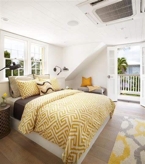 yellow and brown bedroom interior design inspiration photos by laura hay decor design
