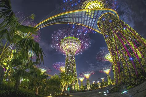 Futuristic Kitchen by Contemporary Gardens By The Bay Singapore 171 Adelto Adelto