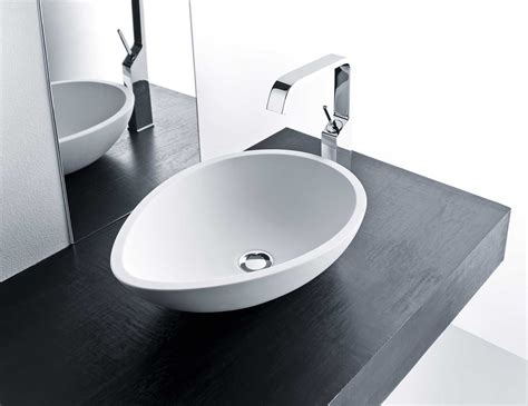 Modern Basins Bathrooms Nella Vetrina Vov Mastella Due Sm12 Modern White K Plan Italian Basin