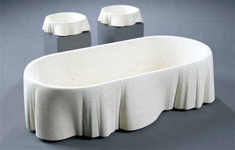 Limestone Bathtub by Lapicida S Limestone Bathtub Inspired By Palladio