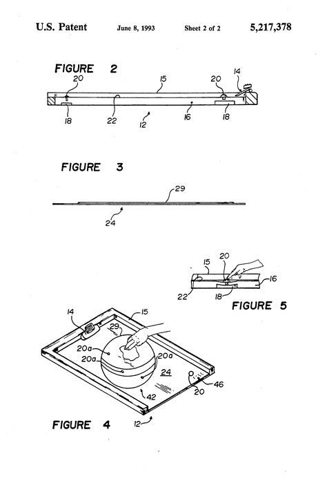 coloring books for visually impaired patent us5217378 painting kit for the visually impaired