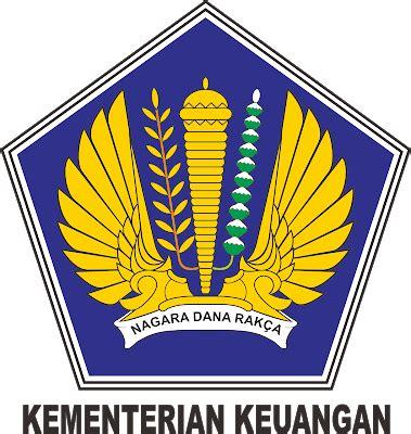 email kemenkeu vector logo september 2012