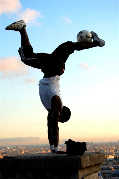 soccer trick soccer tricks by talented freestyle football player