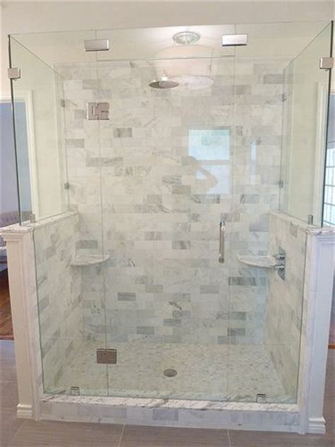 marble tile bathroom ideas renovation 3 master bathroom carrera marble frameless