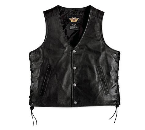 Jaket Vest Rompi Harley Davidson 02 98103 02vm 222l pathway leather vest 3xl im thunderbike shop