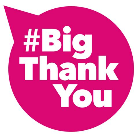 A Great Big Thankyou by Spoty 2015 Humanities Social Sciences Placements
