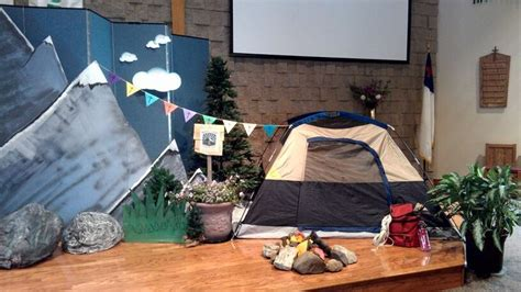 Decorating Ideas For Everest Vbs Mt Everest Vbs Decorations And Crafts