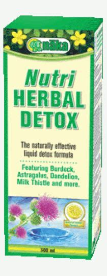 Your Vitamin Detox by Naka Nutri Herbal Detox To Help You Meet Your Daily