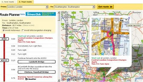 aa route planner printable version mapping news by mapperz