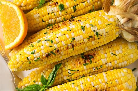 oven roasted corn on the cob the chunky chef