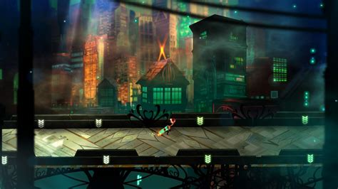 transistor room transistor review bastion s successor borders on majesty pcworld