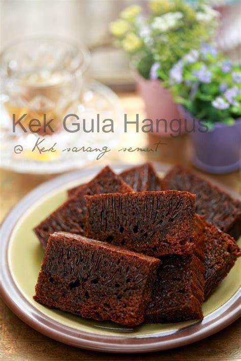 kek buah kukus jimat masa cepat mudah dan ringkas masam manis kek gula hangus akhirnya resepi