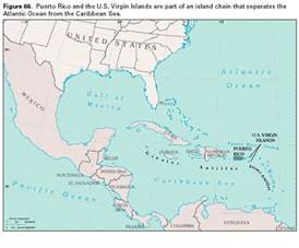 United States Map Puerto Rico by Ha 730 N Puerto Rico And The U S Virgin Islands Regional