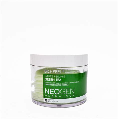 Neogen Dermalogy Gauze Peeling Greentea 30pads neogen green tea gauze peeling skrubb skinsecret no