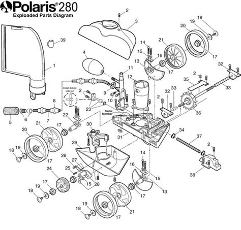 polaris pool parts diagram polaris pool cleaner hose parts diagram polaris 3900 hose