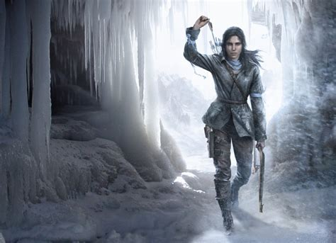 rise of the tomb raider details emerge pc gamer rise of the tomb raider pc free with nvidia cards disc
