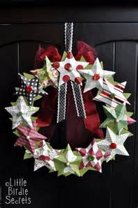 D Christmas Decorations To Make - 22 beautiful and easy diy christmas wreath ideas