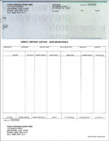 stub template update 40717 paycheck stub template free 38 documents