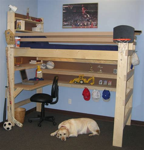 youth beds for college youth loft beds loft bed design youth loft