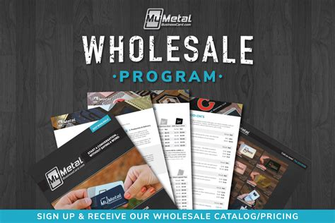 Wholesale Gift Cards For Business - metal business cards wholesale world leader in metal business cards