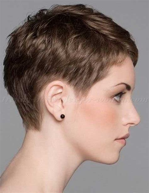 15 Cropped Pixie Hairstyles   Pixie Cut 2015