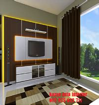 katalog produk desain backdrop tv backdrop tv minimalis terbaru karya arta interior
