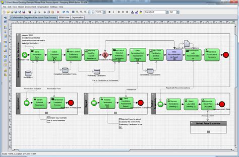 bpmn free tool bpmn modelling tools software free