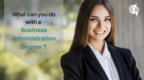 What Can You Do With An Mba Administration Concentration Degree by What Can You Do With A Business Administration Degree