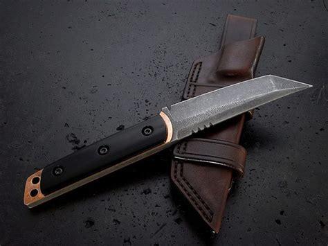 custom tanto custom tanto fixed blade knife 228 knives custom knife