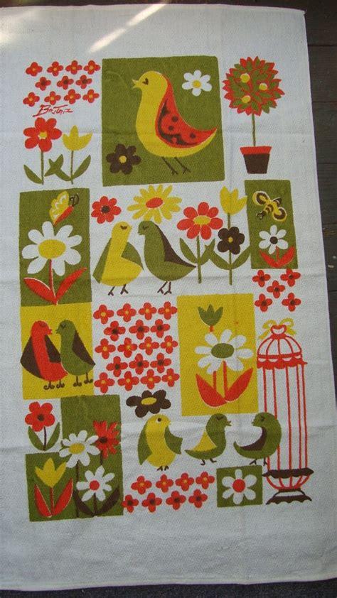 vintage pattern towels 250 best vintage textiles patterns images on pinterest