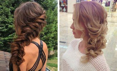 homecoming hairstyles one side 21 pretty side swept hairstyles for prom stayglam