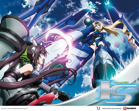 download anime dengan episode sedikit is infinite stratos subtitle indonesia