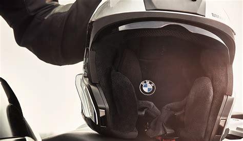 Bmw Motorrad Helmet Communication System by Casco System 7 Bmw Motorrad News