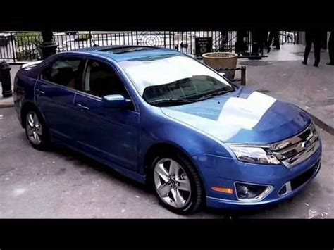 2010 Ford Fusion Sport Reviews by 2010 Ford Fusion Sport Review Fldetours