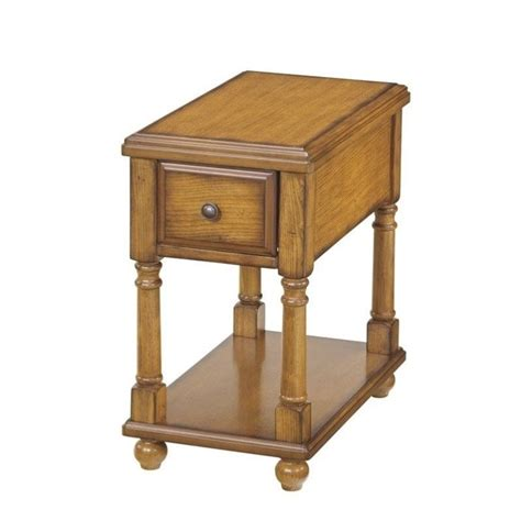 breegin chairside end table signature design by furniture breegin 1 drawer