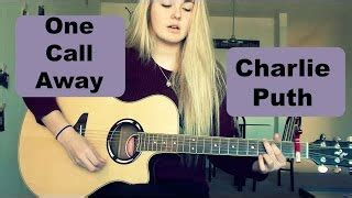 charlie puth quot one call away quot james maslow cover chords guitar tutorial video 3gp mp4 flv hd download