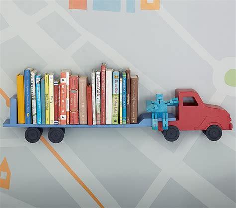 Rangement Livre Enfants by Etag 232 Re Camion Pour Chambre De Gar 231 On